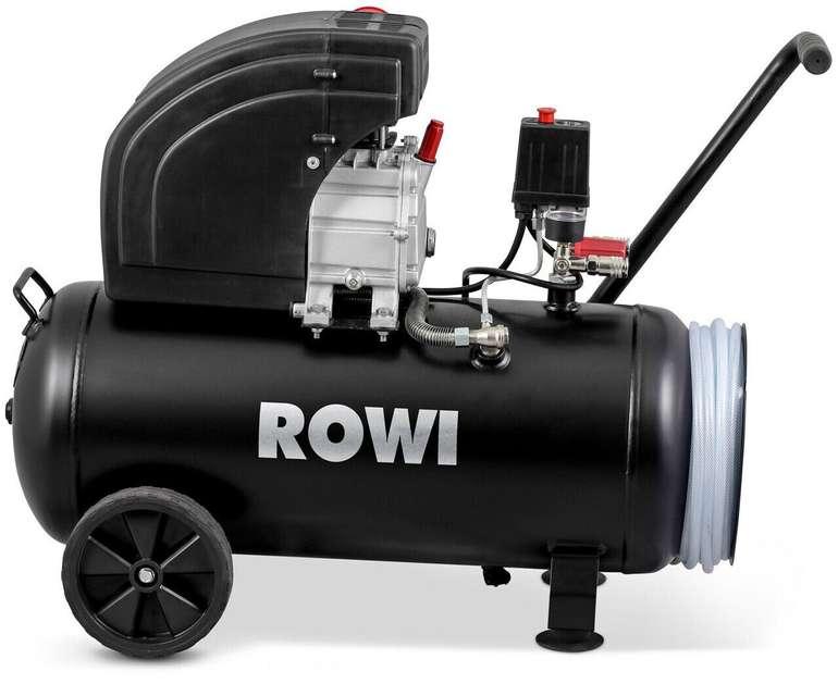 "Rowi Kompressor ""DKP1800501S"" (50 Liter, 1.800 Watt) für 169,94€ inkl. Versand (statt 200€)"
