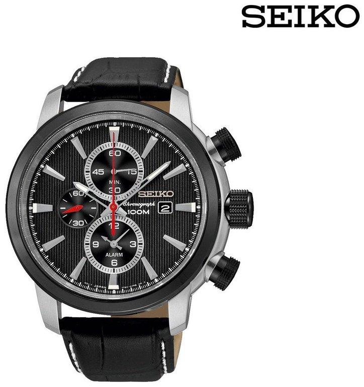 Seiko SNAF47P2 Herrenarmbanduhr für 119,95€ inkl. VSK (statt 158€)