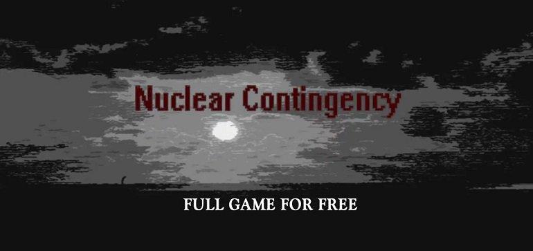 Indiegala Nuclear Contingency kostenlos