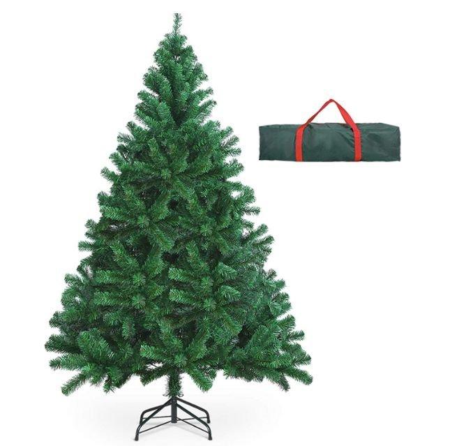 Ousfot Weihnachtsbaum Künstlich 182cm (Ø ca. 110 cm) für 35,99€ inkl. Prime Versand (statt 90€)