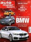 Bis zu 28 Ausgaben Auto Motor und Sport für 118,30€ + 100€ BestChoice Gutschein