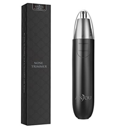 Anjou Nasenhaartrimmer (Batteriebetrieben) für 7,24€ (statt 13€)
