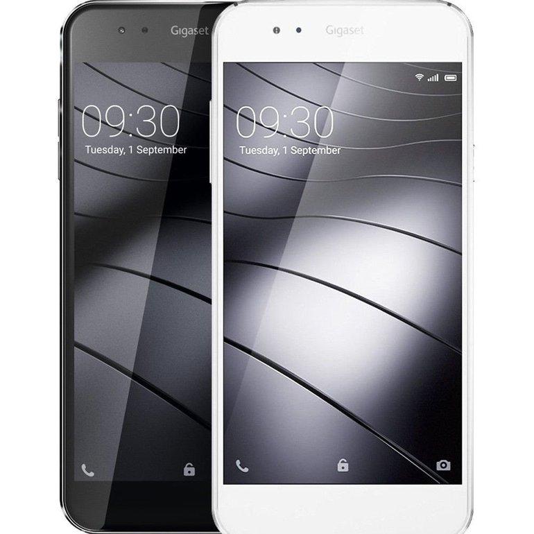 """Gigaset ME 5"""" Smartphone mit 16MP Cam und 32GB für 96,21€ inkl. Versand"""