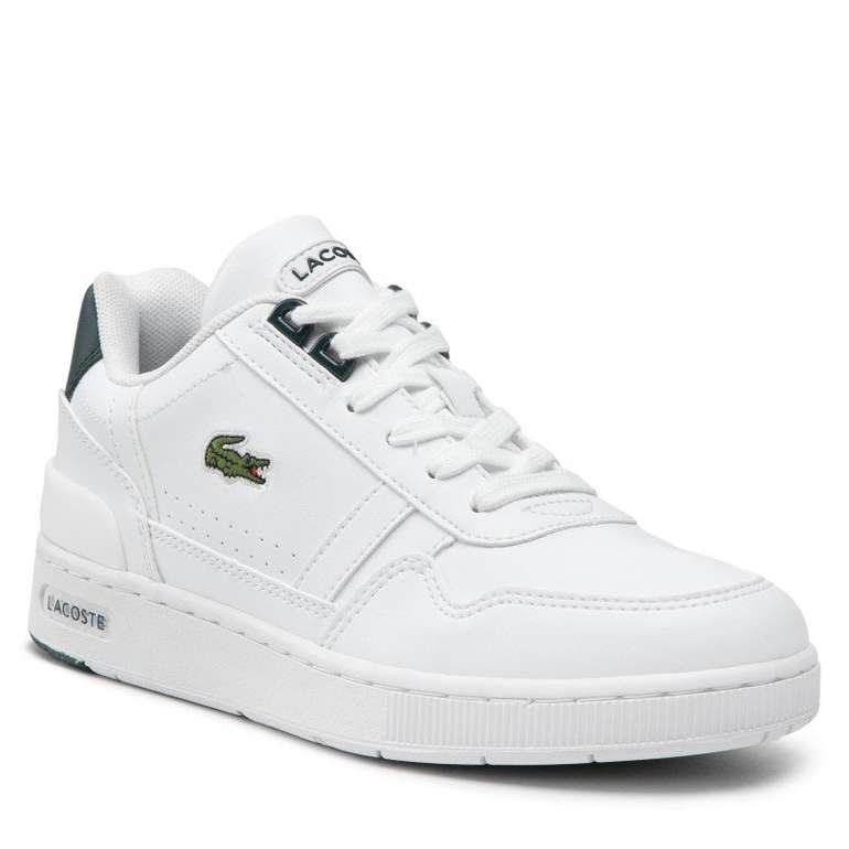 Lacoste T-Clip Damen Sneaker für 53,20€ inkl. Versand (statt 70€)