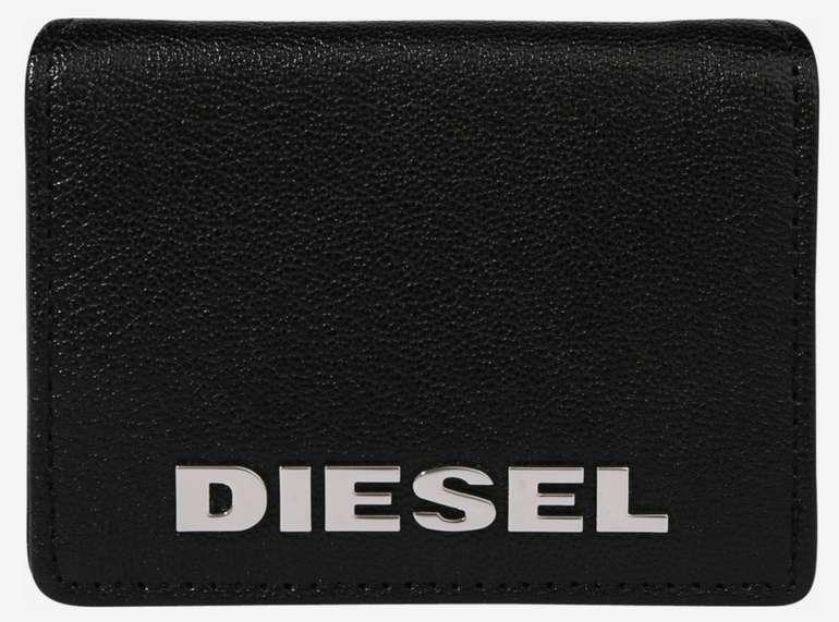 """Diesel Portemonnaie """"Lorettina"""" in schwarz für 34,95€inkl. Versand (statt 50€)"""