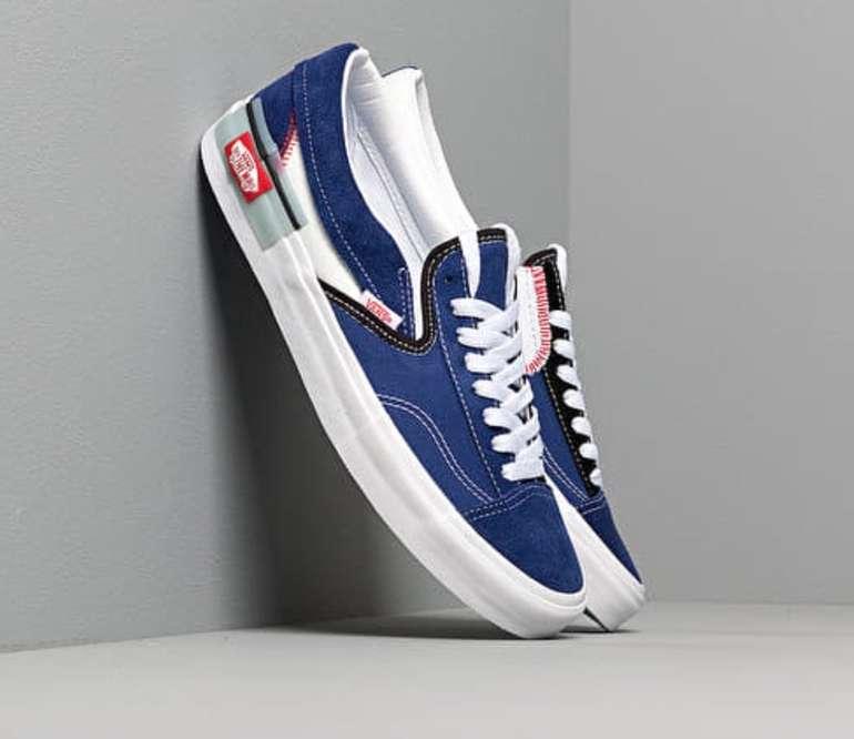 Vans Slip-on Cap Herren Sneaker für 39,99€ inkl. Versand (statt 64€)