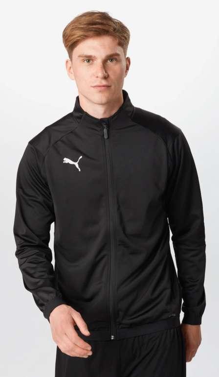 Puma Trainingsjacke Liga Training in schwarz für 14,93€ inkl. Versand (statt 30€)