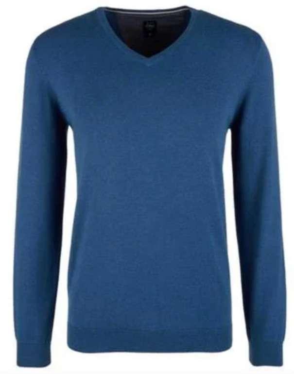 3er Pack s.Oliver Herren Basic Pullover aus 100% Baumwolle für 50€ inkl. Versand (statt 60€)