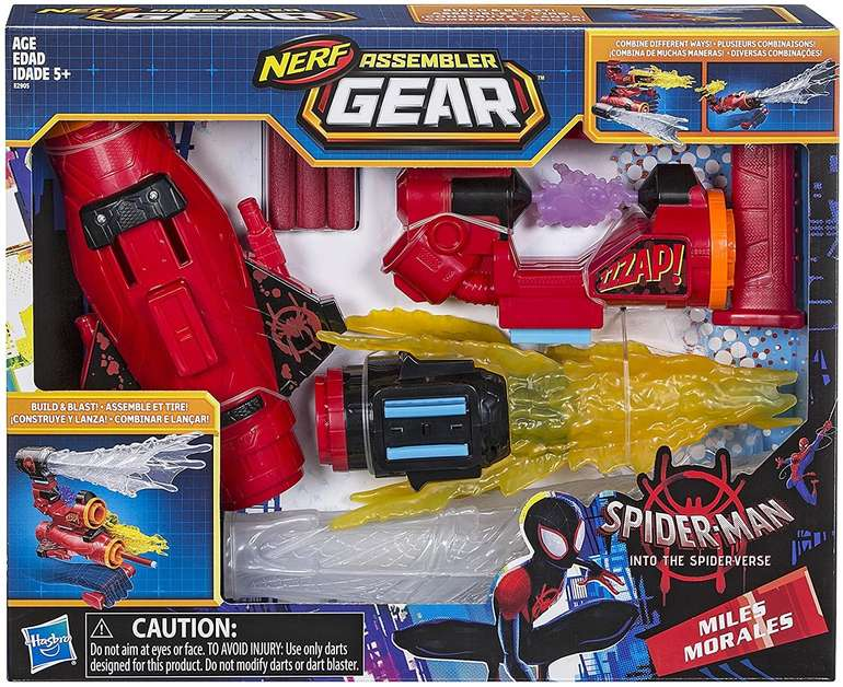nerf-spider