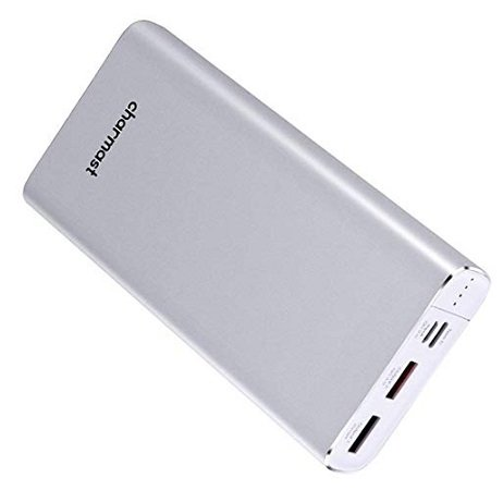 Charmast 20800mAh Powerbank mit Type-C QC 3.0 Quick Charge für 19,99€