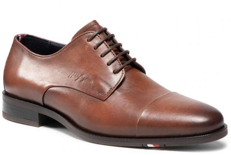 Tommy Hilfiger Halbschuhe Rwb Hilfiger Leather für 104,93€inkl. Versand (statt 150€)