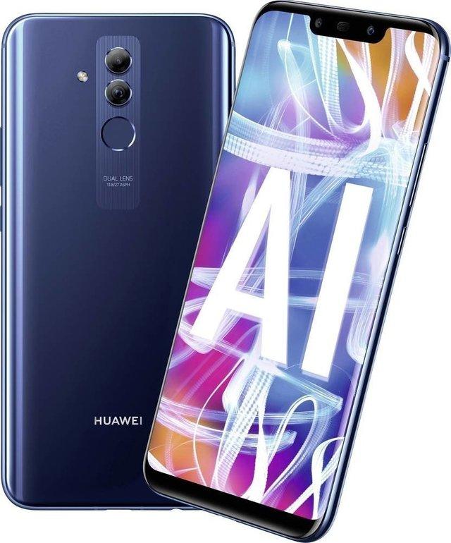 Huawei Mate 20 Lite (einmalig 5€) + Blau Allnet L (4GB LTE) für 9,99€ mtl.