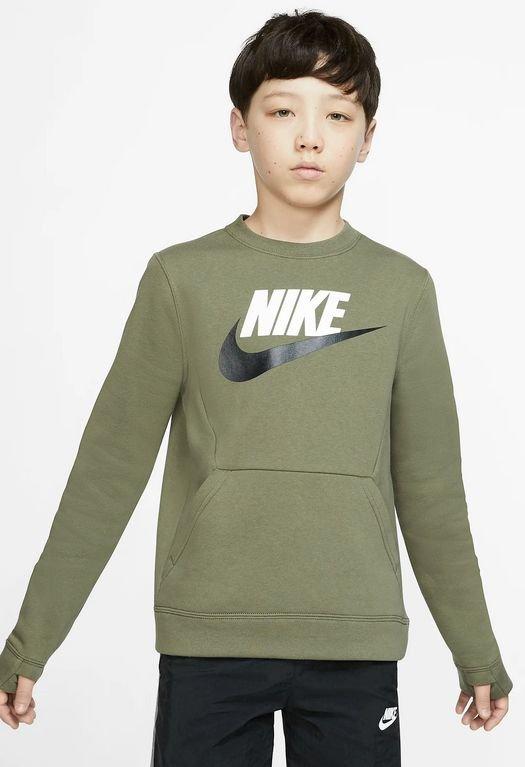 "Nike Sportswear Club Fleece ""BV0785-222"" Sweatshirt (Kinder) für 19,93€ inkl. Versand (statt 28€) - Nike Club"