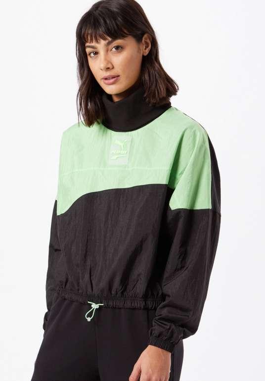 Puma Damen Shirt in neongrün/schwarz für 25,11€ inkl. Versand (statt 33€)