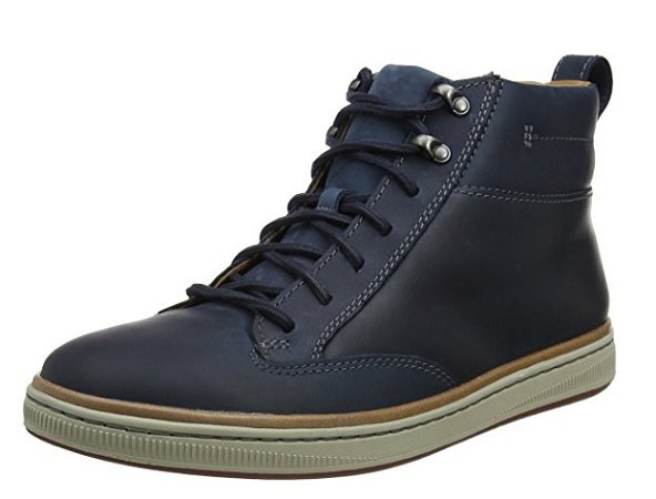 Clarks Herren Norsen Mid Klassische Stiefel ab 40€ inkl VSK (statt 80€)