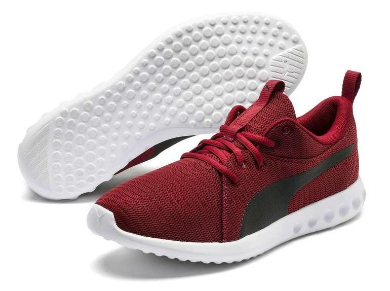 Puma Carson 2 MultiKnit Herren Sneaker für 20,93€ inkl. Versand (statt 40€)