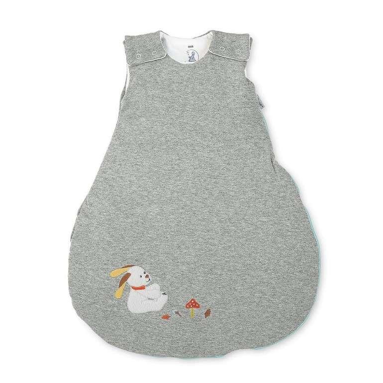 Sterntaler Baby-Schlafsack Waldis Hoppel für 23,34€ inkl. Versand (statt 34€)