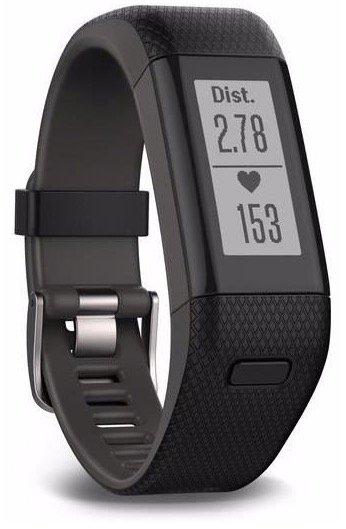 Garmin Vivosmart HR+ Fitnesstracker mit GPS & Herzmesser nur 49,99€ (Ausstellungsstück)