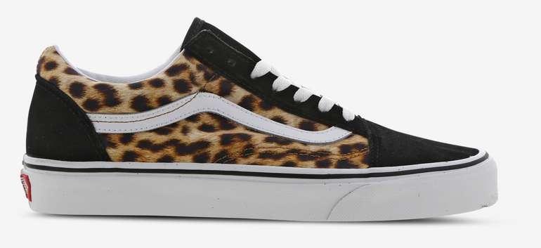 Vans Old Skool Leopard Damen Schuhe für 59,99€ inkl. Versand (statt 67€)