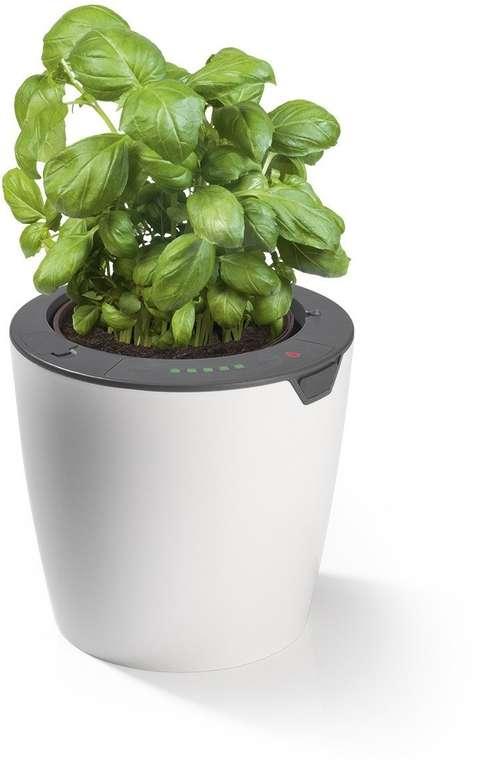 LazyLeaf selbstgießender Blumentopf (1,1 Liter, 17 cm) für 14,55€ inkl. Versand (statt 23€)