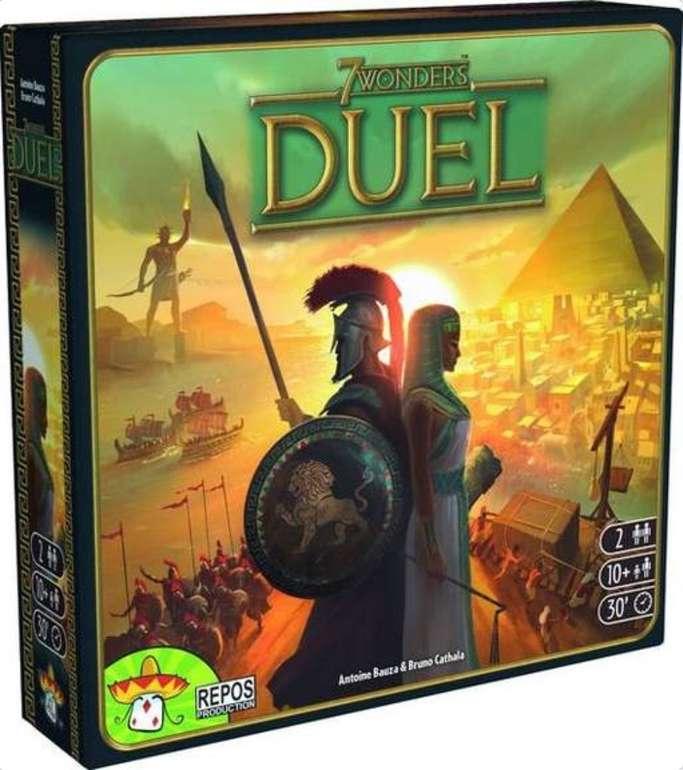 7 Wonders Duell (2 Personen Gesellschaftsspiel, Brettspiel) für 16,82€ (statt 21€) - Thalia Club + Newsletter!