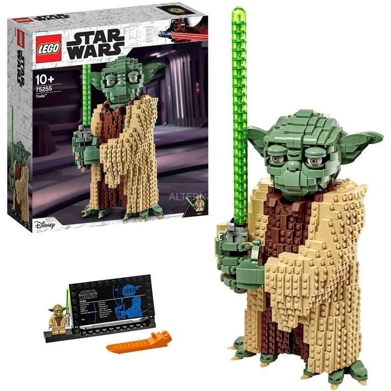 Lego 75255 Star Wars Yoda für 66,90€ (statt 77€)