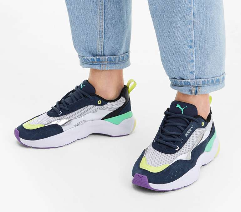Puma Lia Pop Damen Sneaker in 3 Farben für je 30,67€inkl. Versand (statt 42€)
