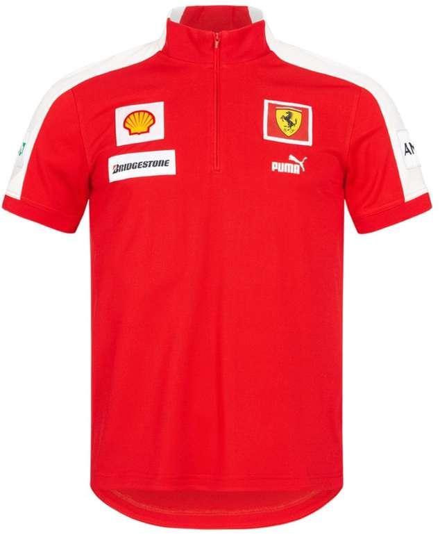Puma Scuderia Ferrari Herren Fan Team Shirt für 17,94€ inkl. Versand (statt 40€)