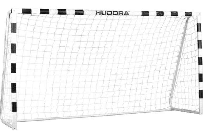 Hudora Stadion Fußballtor (Breite: 3.000 mm x Höhe: 1.600 mm x Tiefe/Länge: 900 mm) für 61,98€ (statt 75€)