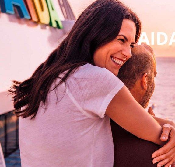 AIDA Pink Valentine 2020 Kreufahrt Angebote - z.B. 4 Tage Kurzreise Norwegen & Dänemark ab 449€ p.P.