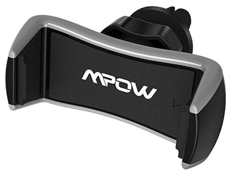 Mpow KFZ Lüftungs-Handyhalterung für 4,99€ (statt 9€) - Prime!