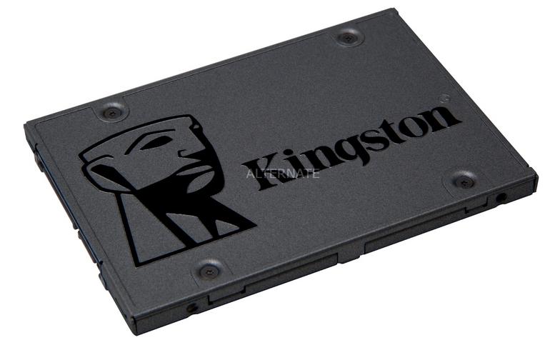 25€ Rabatt bei Alternate mit Masterpass - z.B. 480GB Kingston SSD für 59,89€