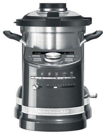 Kitchenaid 5KCF0104E Artisan Cook Processor 4,5L für 431,10€ (statt 599€)