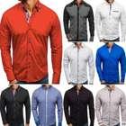 BOLF Langarm-Freizeithemd (verschiedene Farben) für 17,45€ inkl. Versand