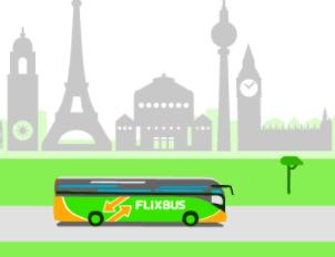 Last Minute Flixbus Tickets ab 5,99€ im Flash Sale  – nur bis 21:00 Uhr!