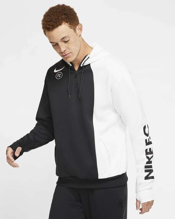 Nike F.C. Herren Fußball Hoodie für 31,18€ inkl. Versand (statt 51€) - Nike Membership!