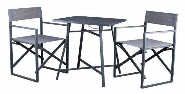 Westfield Aluminium-Balkonset anthrazit für 99€ inkl. Versand (statt 139€)