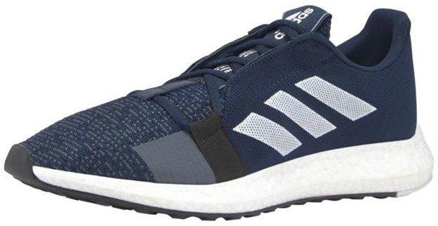 Adidas Laufschuh SenseBoost Go M in dunkelblau für 54,96€ inkl. Versand (statt 76€)