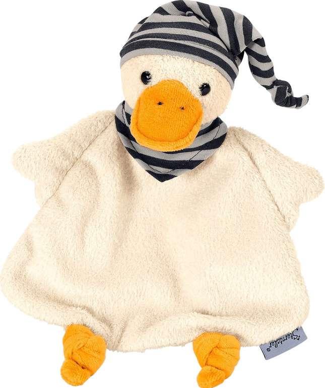 Sterntaler Schmusetuch Edda (Babys ab dem 1. Monat, Größe: 22 cm) für nur 6,99€ (statt 14€) - Prime Versand!