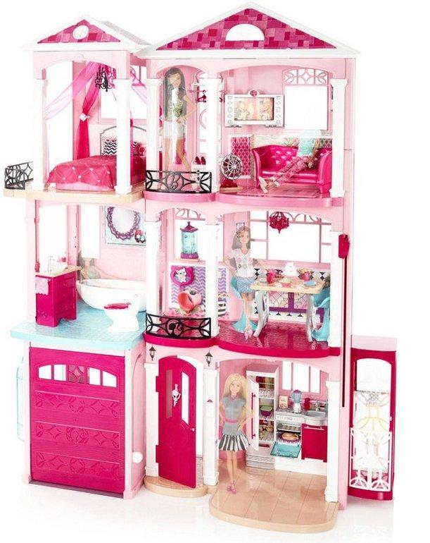 Barbie Traumvilla nur 99,98€ inkl. Versand (statt 200€)