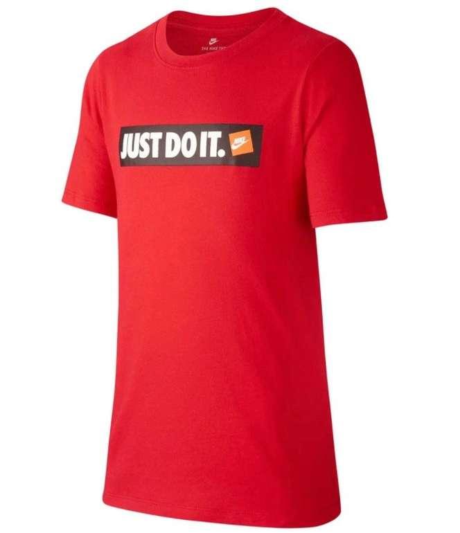 Nike JDI Jungen T-Shirt für 9,99€ inkl. Versand (statt 16€) - Newsletter Gutschein!