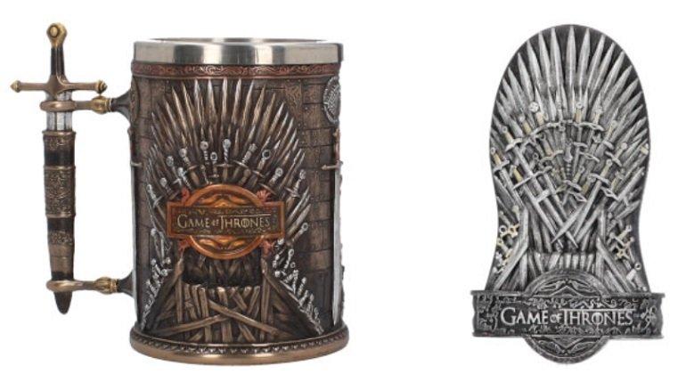 Game of Thrones Bundle: Krug und Magnet für 29,48€ (statt 49€)