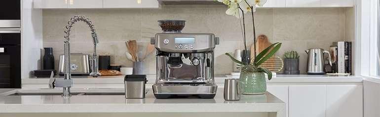 Sage The Barista Pro Espresso Maschine