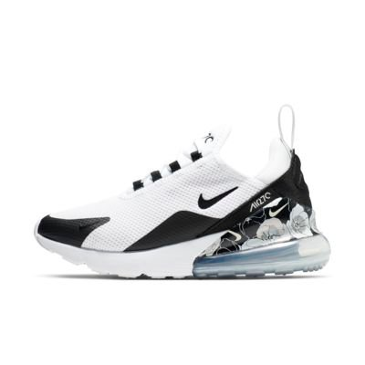 "Nike Air Max 270 SE Floral Damen Sneaker im ""White & Black""-Colourway für 111,97€"