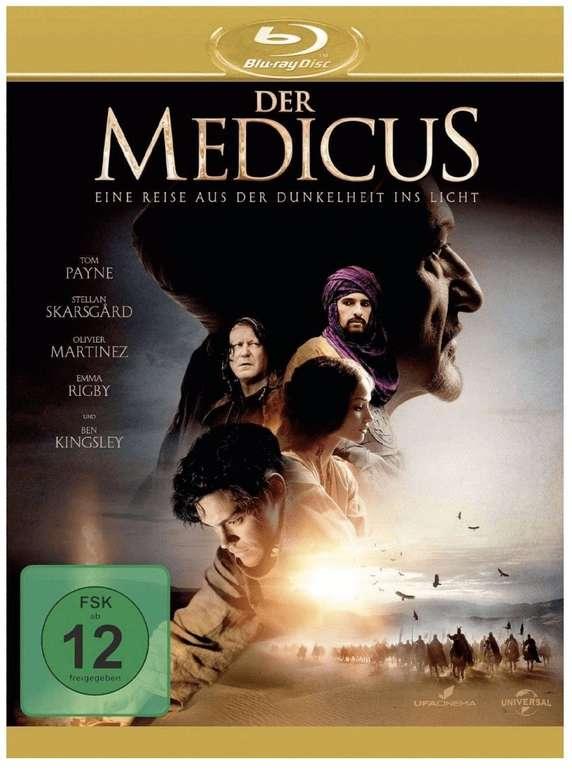 Der Medicus (Blu-ray) für 3,68€ inkl. Versand (statt 7€)