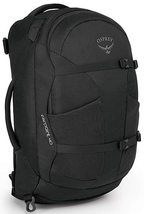 Osprey Farpoint 40 Rucksack in rot/schwarz für 75,02€ inkl. Versand (statt 91€)