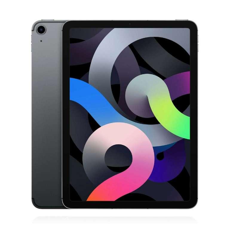 Apple iPad Air 4. Gen (2020) 64GB Wi-Fi + Cellular für 619€ inkl. Versand (statt 709€)