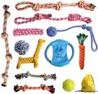 EylbKey 12-teiliges Hundespielzeug Set für 9,99€ inkl. Prime Versand (statt 20€)