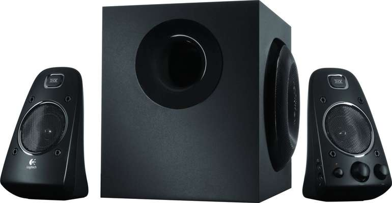 Logitech Speaker System Z623 - PC-Lautsprecher für 119,90€ inkl. Versand (statt 144€)