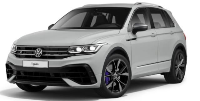 Privatleasing mit Schwerbehindertenausweis: Volkswagen Tiguan R 2,0 mit 320 PS für 336€ brutto mtl. (LF: 0,58)